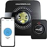 MyQ Smart Garage Door Opener Chamberlain MYQ-G0301 - Wireless & Wi-Fi enabled Garage Hub with Smartphone Control, 1 Pack,...