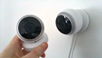 Cellular Security Camera