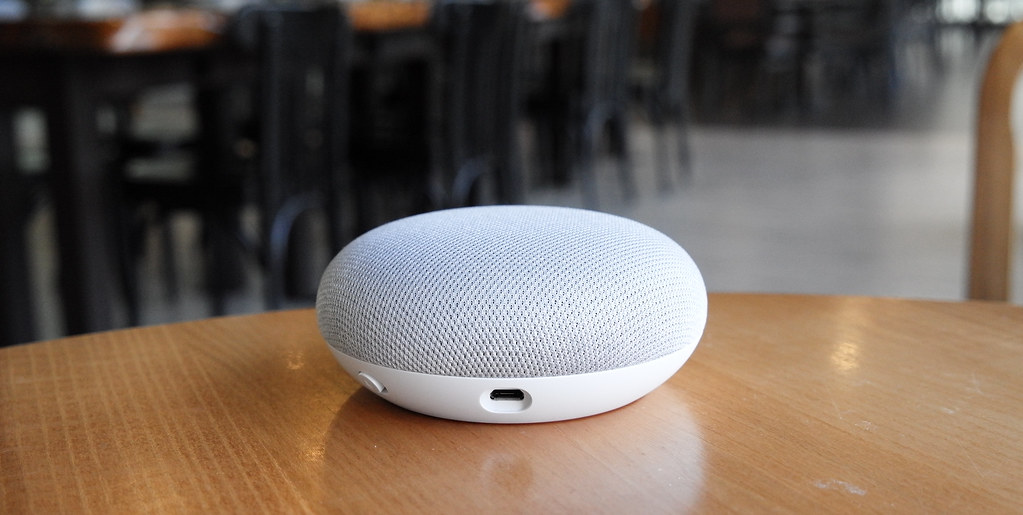 Google Home Compatible Security System