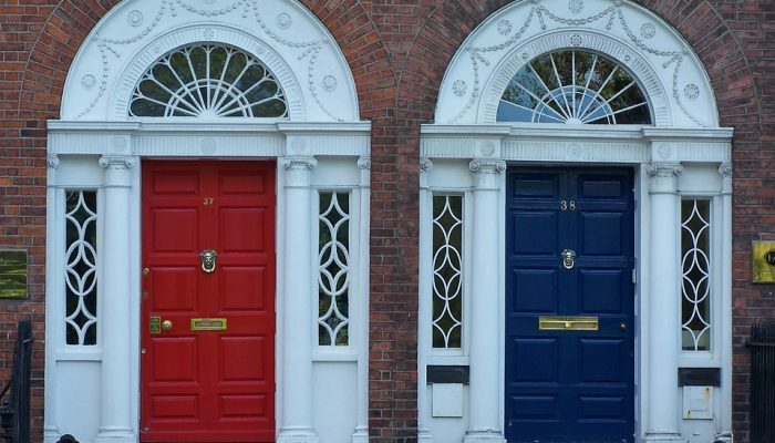 Front Door Security